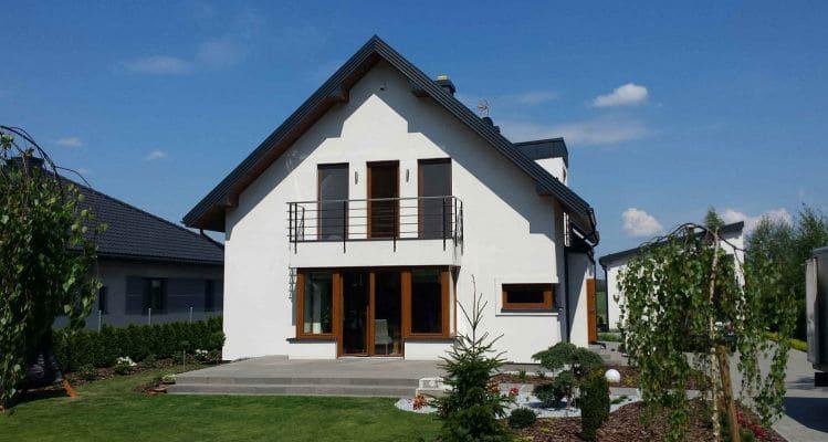 Dom jednorodzinny w m. Strzelcew 1 scalia gallery metro - Nasze<br> budowy