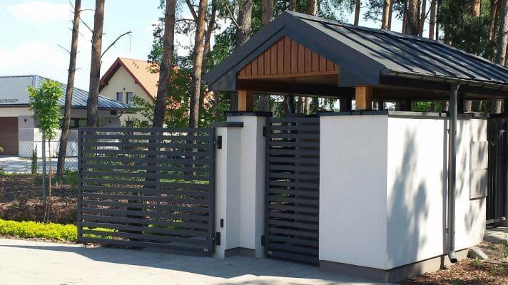 Dom jednorodzinny w m. Strzelcew mała architektura scalia gallery metro - Nasze<br> budowy
