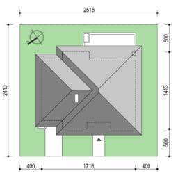 sytuacja panorama lustro 256x256 - BENO II G1