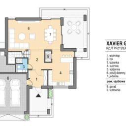panorama rzut parteru 256x256 - Xavier G2