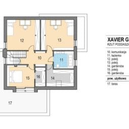 panorama rzut poddasza 256x256 - Xavier G2